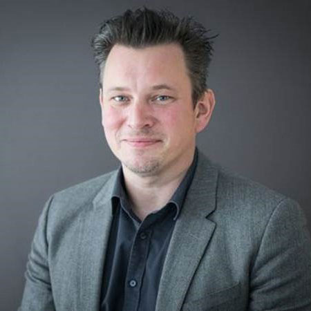 Mark Klimsa – Vorstand der Stiftung